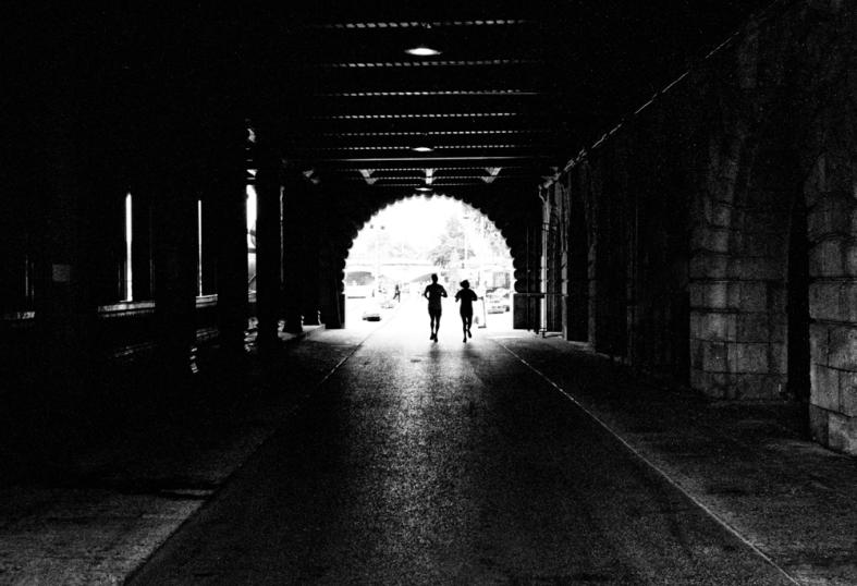 A Jogging Noir