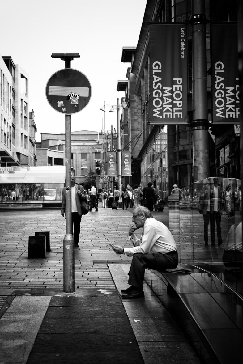Glasgow, Scotland. 01.07.2015 Leica MM 246; APO Summicron-M 50mm 1/125sec; f/16; iso400; LR CC