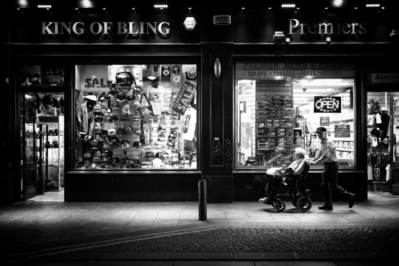 Glasgow, Scotland. 01.07.2015 Leica MM 246; APO Summicron-M 50mm 1/125sec; f/2.4; iso2000; LR CC