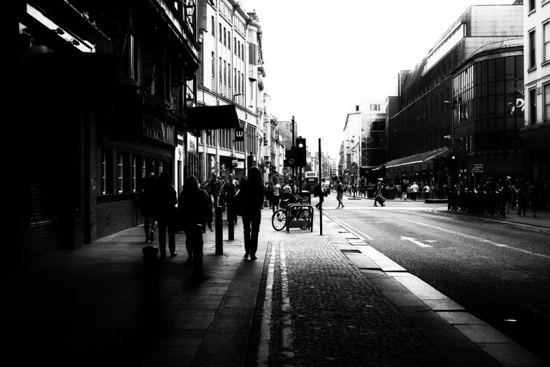 Glasgow, Scotland. 01.07.2015 Leica MM 246; APO Summicron-M 50mm 1/1000sec; f/4.8; iso320; LR CC
