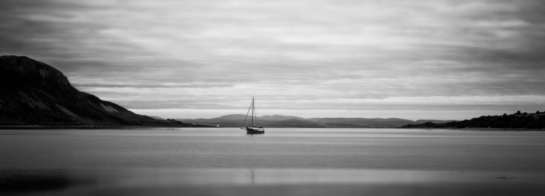 Arran, Scotland; 12.08.2015 Leica S Typ 006; 100mm Summicron-S 1.5sec; f22; iso100