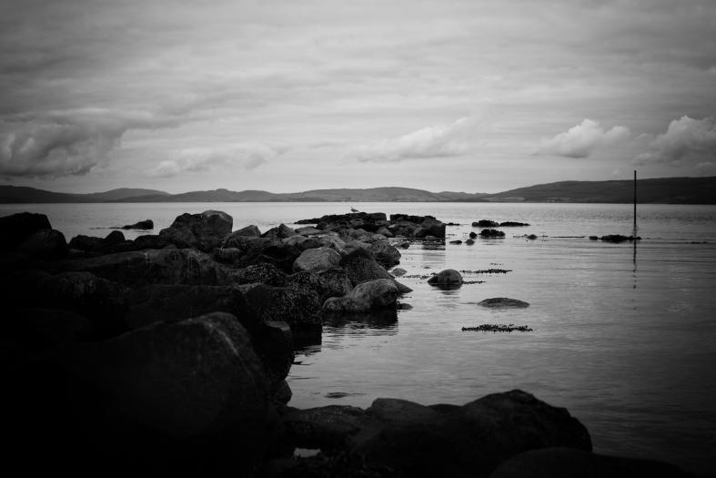 Arran, Scotland; 12.08.2015 M Monochrom 246; 50mm APO-Summicron 1/1500sec; f6.8; iso320