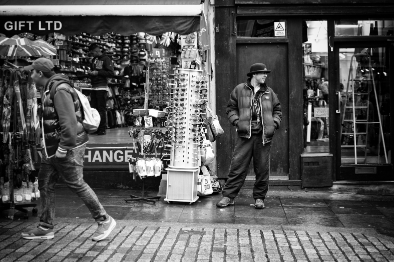 Camden, London. 21.10.2015 Leica MM 246; APO Summicron-M 50mm 1/125sec; f/2; iso400