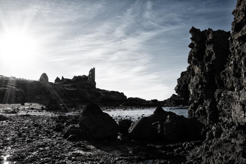 Dunure, Scotland. 22.11.2015 Leica Q 1/160sec; f/11; iso100