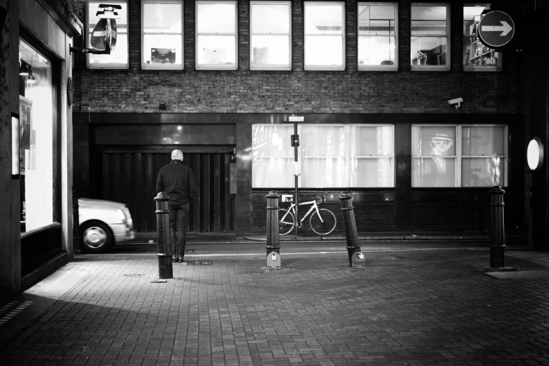 London. 21.10.2015 Leica MM 246; APO Summicron-M 50mm 1/180sec; f/4; iso12500