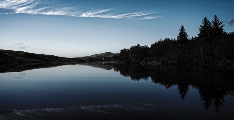 Loch Kendoon, Scotland. 29.10.2015 Leica Q 1/200sec; f/8; iso100