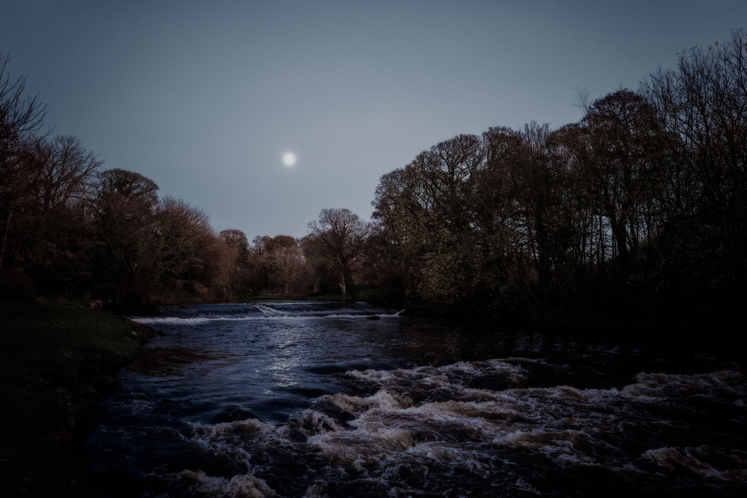 Moon River | Stephen Cosh Photography