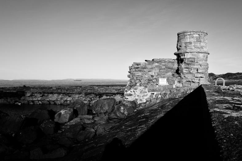 Dunure, Scotland. 22.11.2015 Leica Q 1/320sec; f/8; iso100