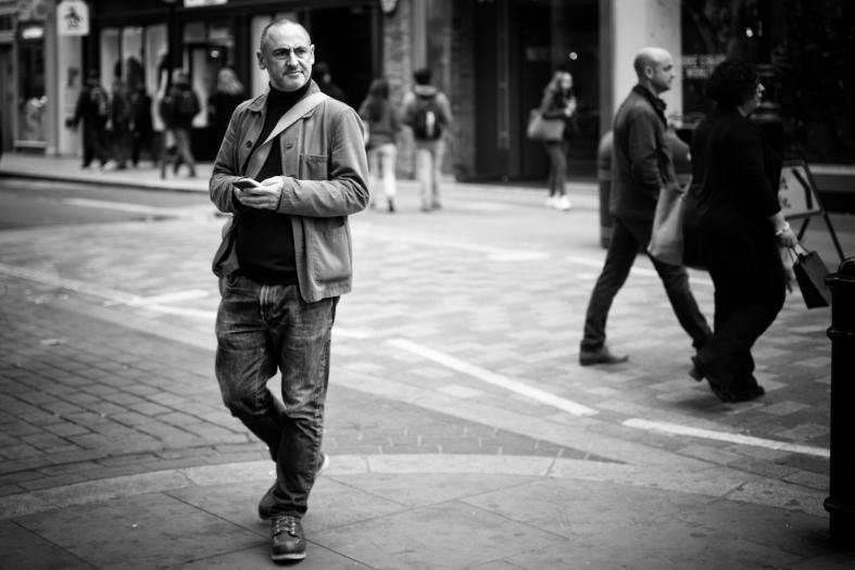 Covent Garden, London. 23.10.2015 Leica MM 246; APO Summicron-M 50mm 1/350sec; f/2; iso320