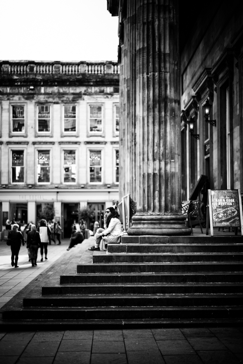 Glasgow, Scotland. 29.08.2015 Leica MM 246; Summilux-M 50mm 1/4000sec; f/2; iso320; LR CC