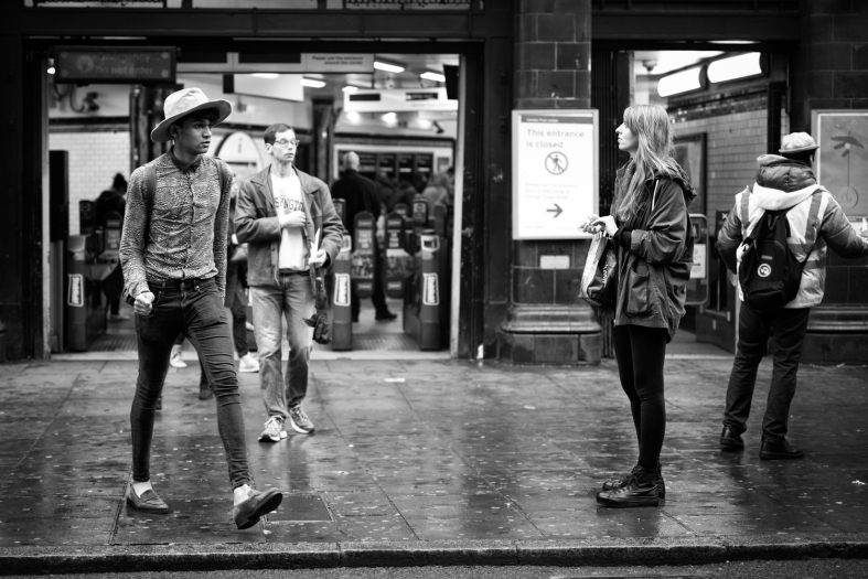 Camden, London. 21.10.2015 Leica MM 246; APO Summicron-M 50mm 1/125sec; f/2; iso640