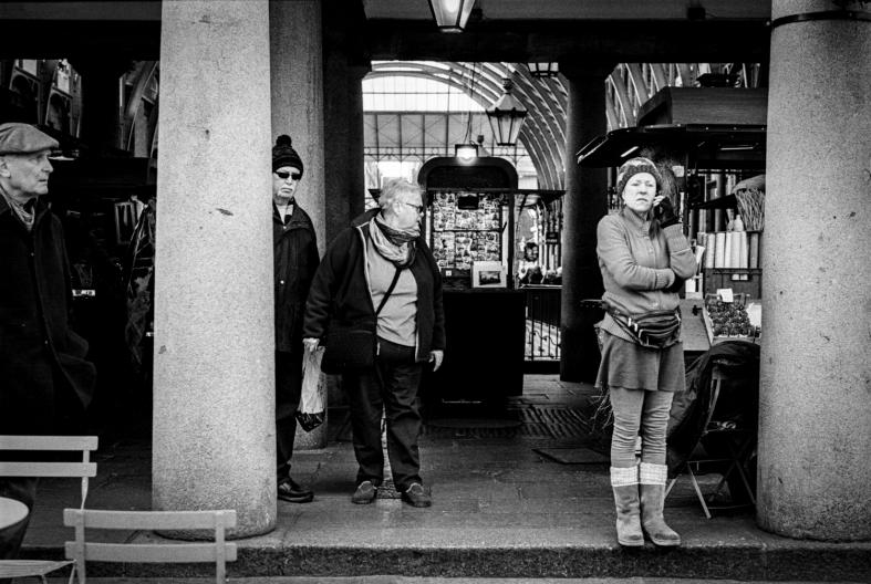 London. 17.02.2016 Leica M7; 50mm Summilux; Tri-X 400