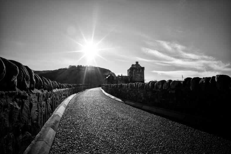 Eilean Donan, Scotland; 27.02.2016 Leica MM 246; 21mm Zeiss Biogon
