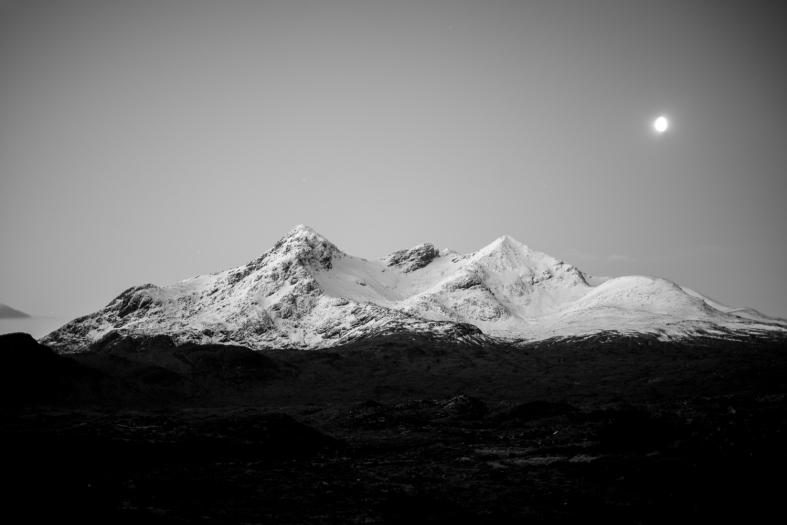 Sligachan, Skye; 28.02.2016 Leica Monochrome 246; 50mm APO Summicron