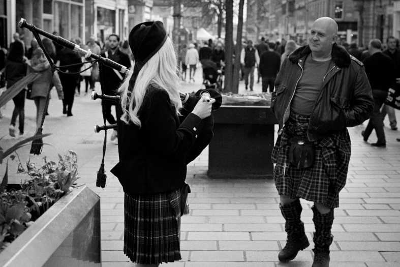 Glasgow; 19.03.201 Leica M7; APO Summicron 50mm; Ilford Delta 400; DDX 1-9