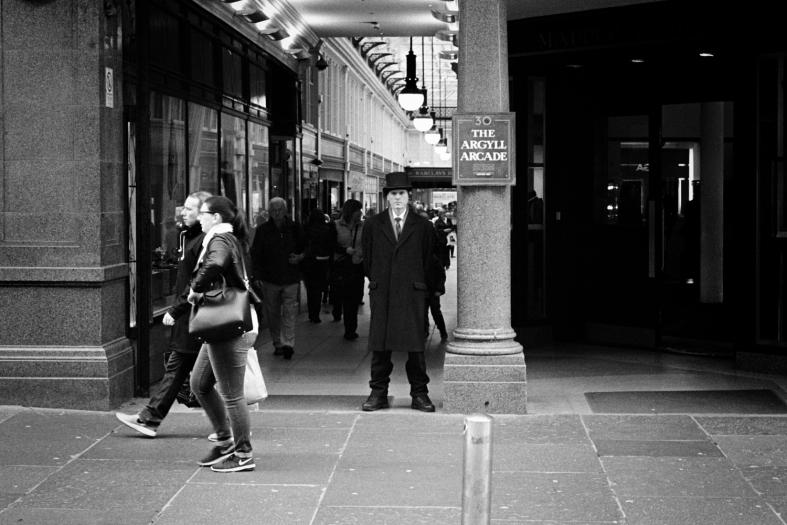 Glasgow. 02.04.2016 Leica M7; 50mm APO Summicron; Tri-X 400