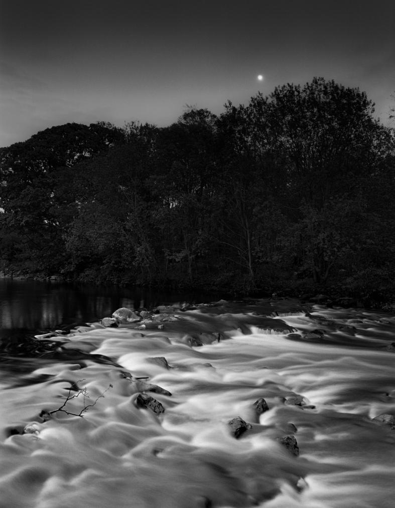 River Doon, Scotland. 19.05.2016 Alpa 12WA; Schneider 56mm; Tri-X 400; HC110 Dil E