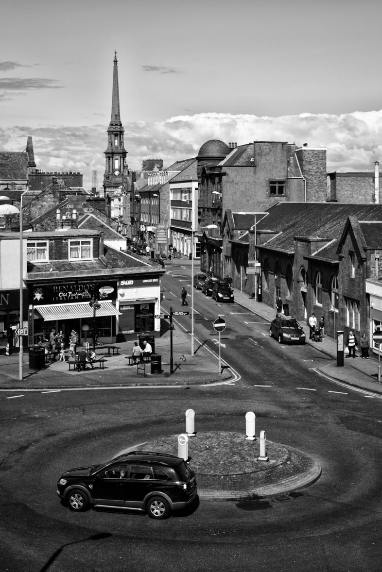 Ayr, Scotland. 23.05.2016 Leica M Monochrome 246; APO Summicron