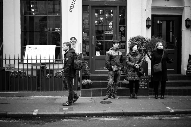 London. 17.02.2016 Leica M Monochrom; 50mm APO Summicron