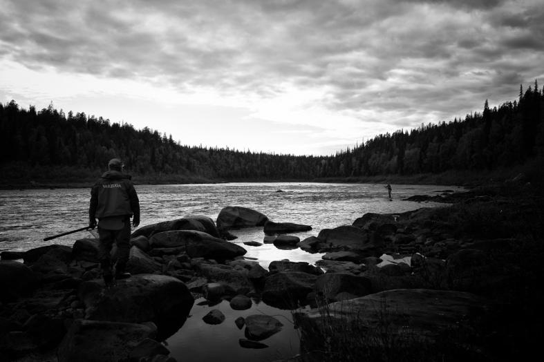 Varzuga River, Russia; 01.06.2016 Leica Q
