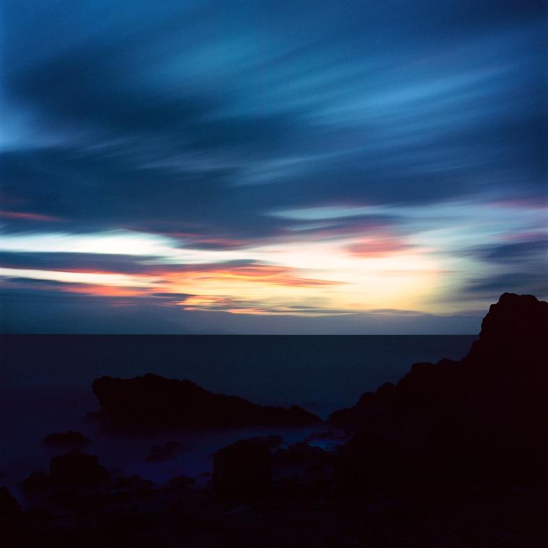 Dunure, Scotland. 19.06.2016 Hasselblad 205TCC; 80mm Planar; Ektar; 17 min exposure