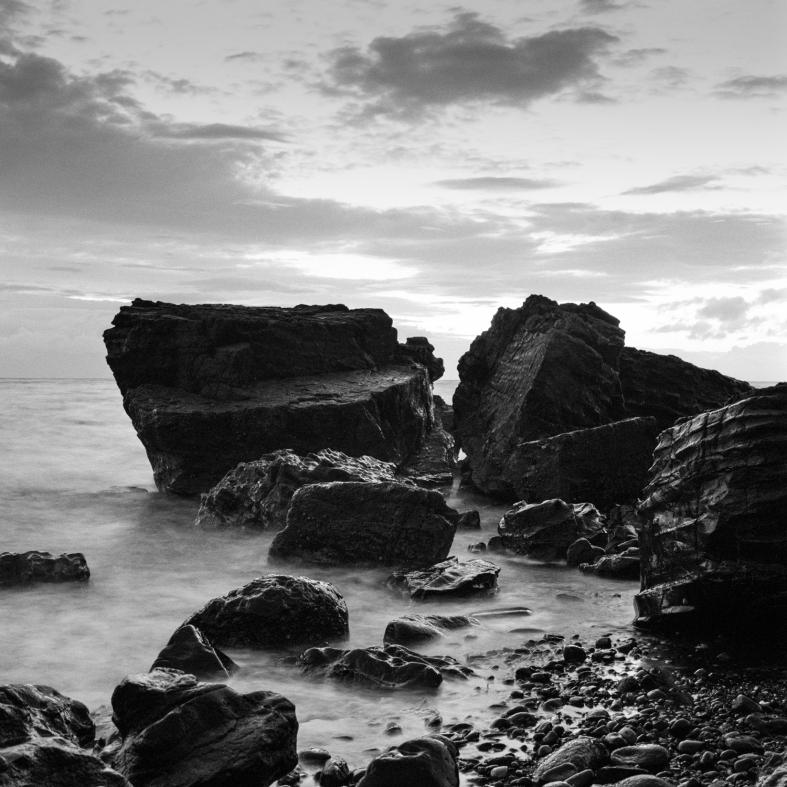 Dunure, Scotland. 19.06.2016 Hasselblad 205TCC; 80mm Planar; HP5+; Hc110 Dil E