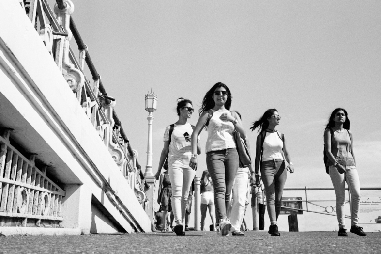 Brighton, England. 28.08.2016 Leica M7; 50mm APO Summicron; Ilfoprd XP2; Rodinal