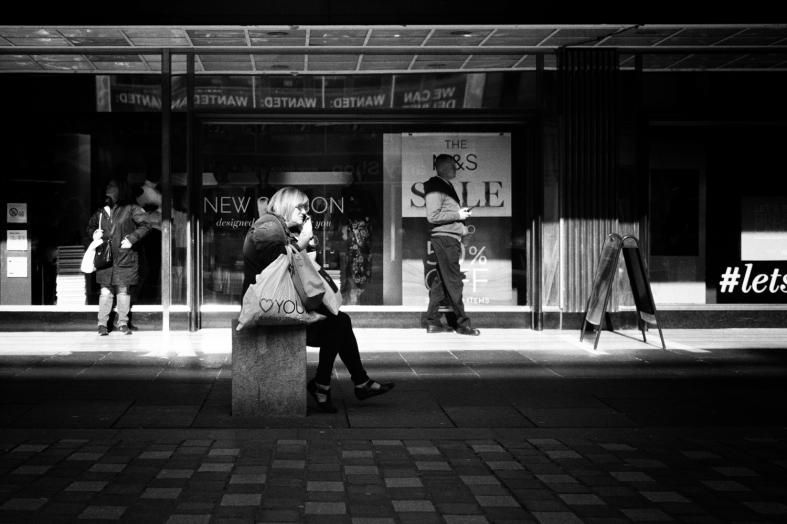 Glasgow. 01.10.2016 Leica M7; 50mm APO Summicron; TMax 100; DDX