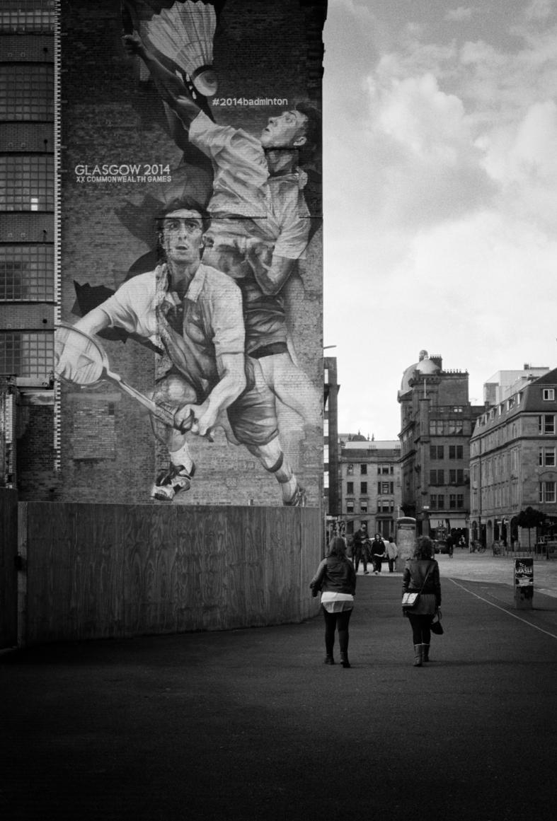 Glasgow. 01.10.2016 Leica M7; 50mm APO Summicron; Kodak TMax 100