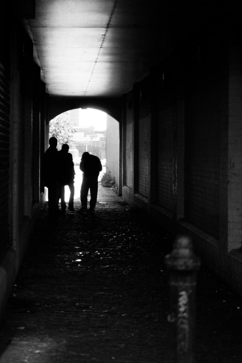 Glasgow. 06.08.2016 Leica M7; 50mm APO Summicron; Kodak TMax 100; DDX