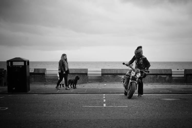 Ayr, Scotland. 22.10.2016 Leica M Monochrom 246; 50mm APO Summicron-M