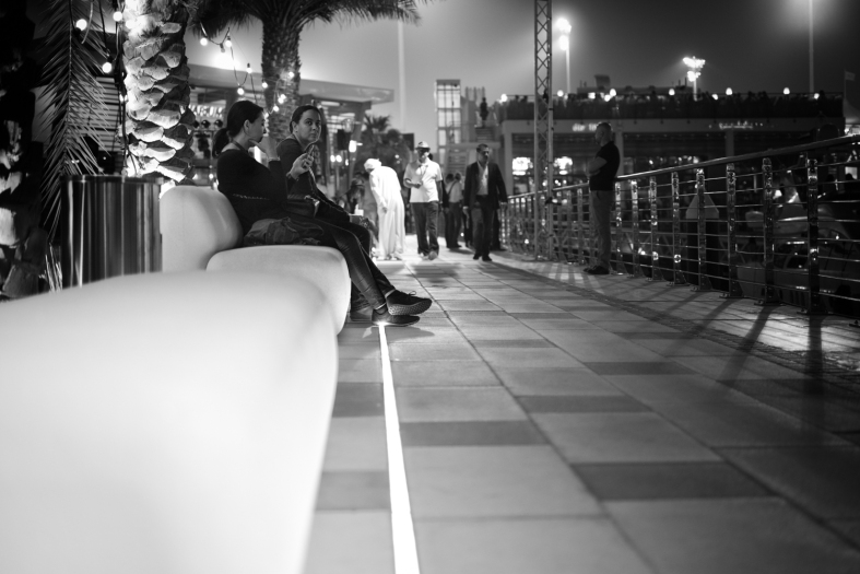 Abu Dhabi. 25.11.2016 Leica M Monochrom 246; 50mm APO-Summicron