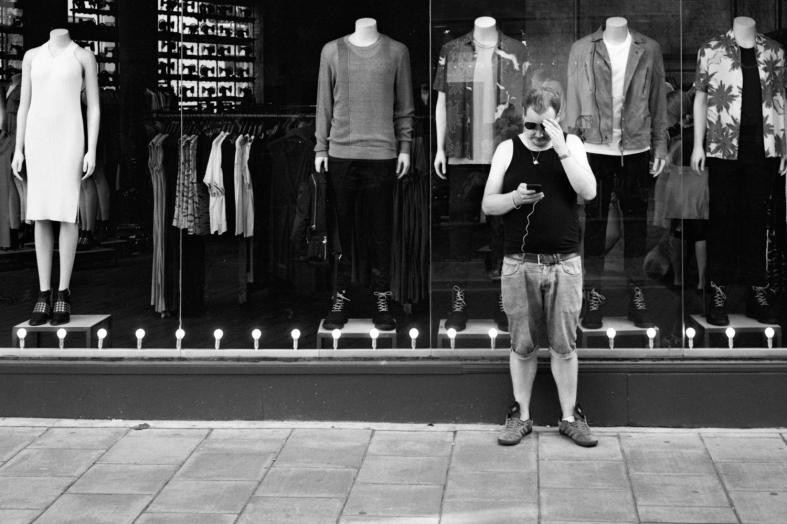 Brighton, England. 28.08.2016 Leica M7; 50mm APO Summicron; Ilford XP2; Rodinal