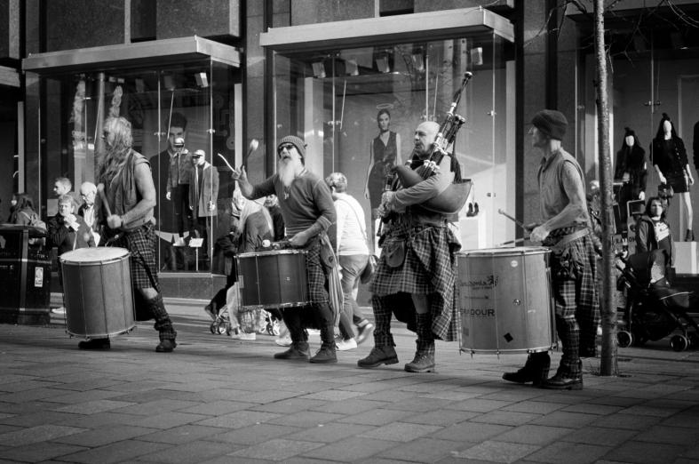 Glasgow. 30.10.2016 Leica M7; 50mm APO Summicron; Kodak TMax 100