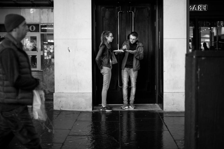 Glasgow. 03.12.2016 Leica M Monochrom; 50mm APO-Summicron