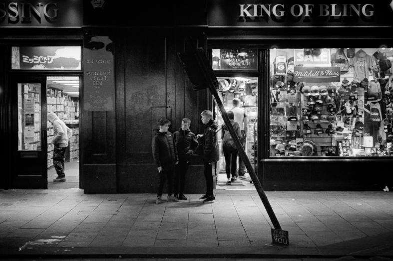 Glasgow. 03.12.2016 Leica M7; 50mm APO-Summicron; HP5; Rodinal