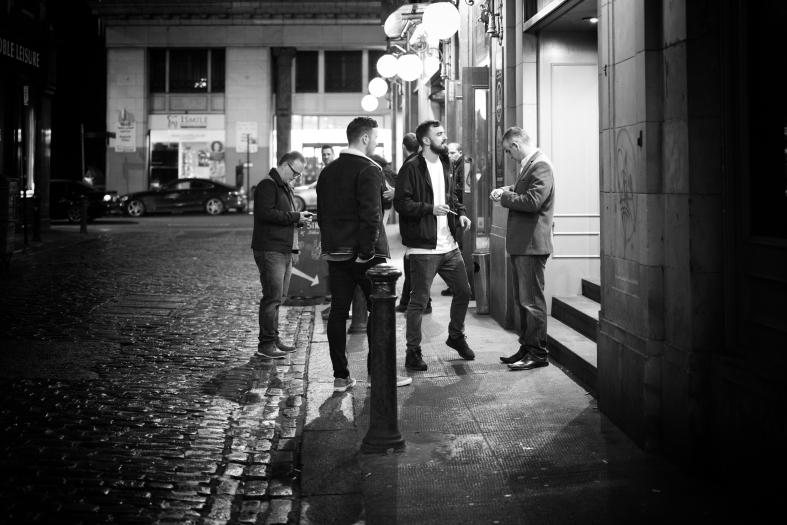 Glasgow. 03.12.2016 Leica Monochrom 246; 50mm APO-Summicron